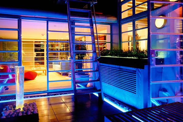 landscaping roof garden