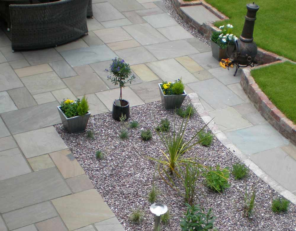 hard landscaping North London