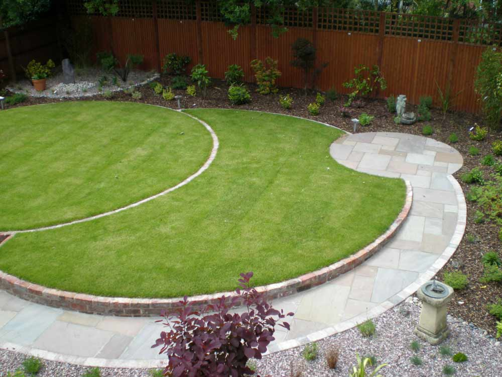 soft landscaping North London